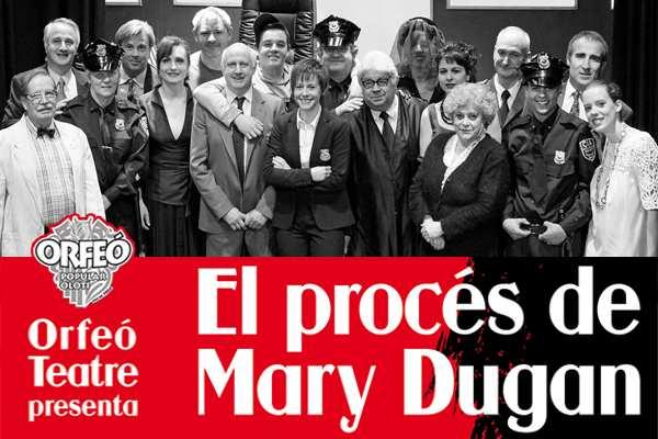 MARY DUGAN