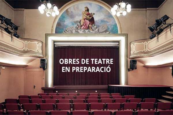 teatre en preparacio